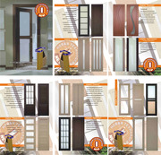 Межкмнатные двери компании АРКТИК город Кострома ул. Симановского