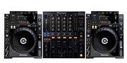 Pioneer CDJ-900,  Pioneer DJM-800
