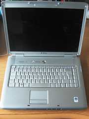 Dell inspiron 1520 мощный ноутбук