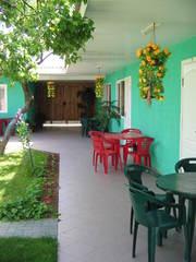 Частная мини-гостиница Malibu-Севастополь-Кача.
