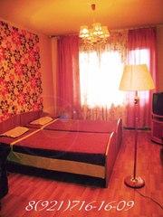 посуточно квартира в вологде,  WI-FI, 3-места спальных, как дома