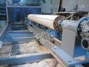 Деревообрабатывающее оборудование: окорочно-оцилиндровочный станок