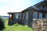 Продам дом + участок Вологодская область