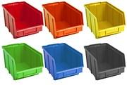 Контейнеры,  ящики пластиковые, стеллажи