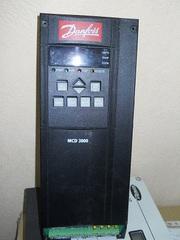 Ремонт danfoss VLT FC MCD 101 300 100 2800 Micro Drive 500 FCM FCD
