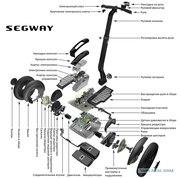 Ремонт SEGWAY электрический привод двигатель блок .