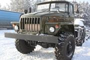 Урал 4320 с военного хранения