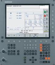 Ремонт ЧПУ Siemens Sinumerik 840D 810D 802D 828D 802S 840Di 840DE