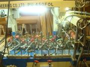 Ламинационная  машина   для облицовки (окутывания)  погонажных  издели