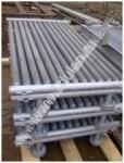 Теплообменники биметаллические с алюминиевым оребрением